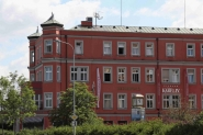Budova Becherovky