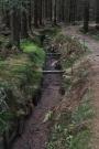 Cesta kolem Blatenského vodního příkopu